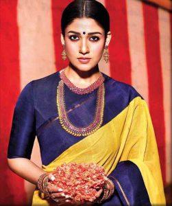 HD Stock Photos of Beautiful Actress Nayanthara
